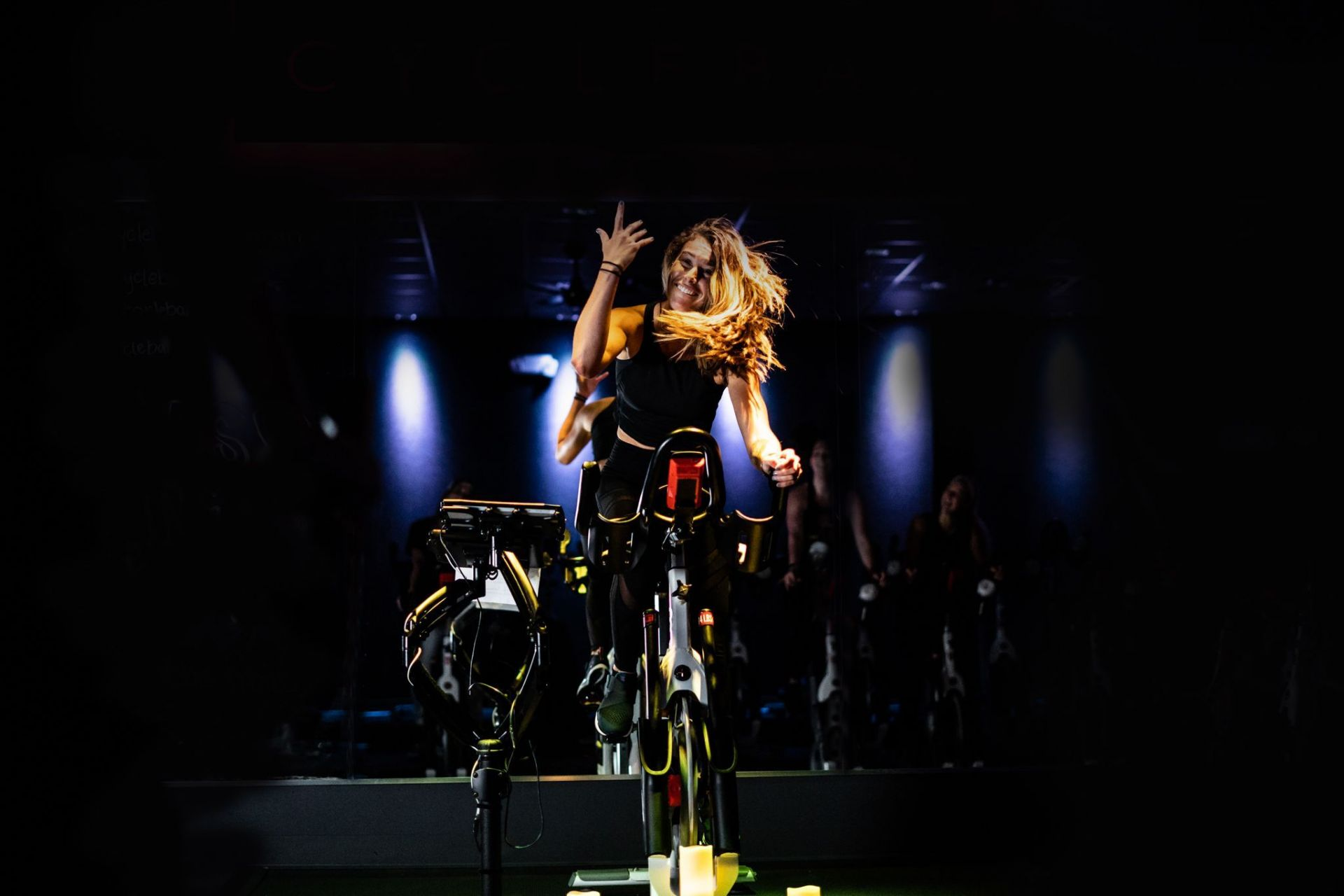 <p>CycleBar's first Queensland franchisees signed up</p>