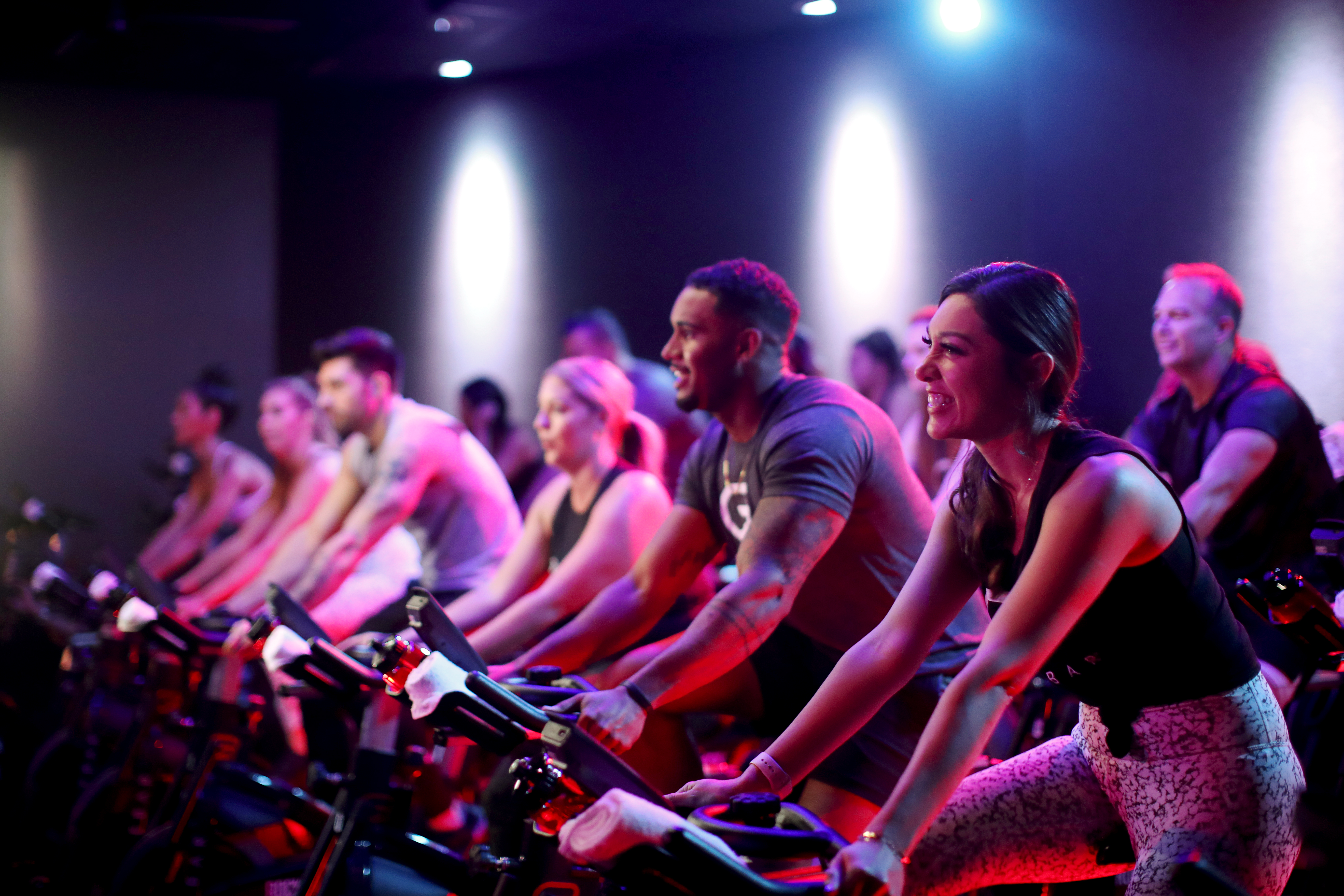<span>Thank you Franchise Times</span><span> for including CycleBar on the 2020 'Fast and Serious' List as #9!</span>