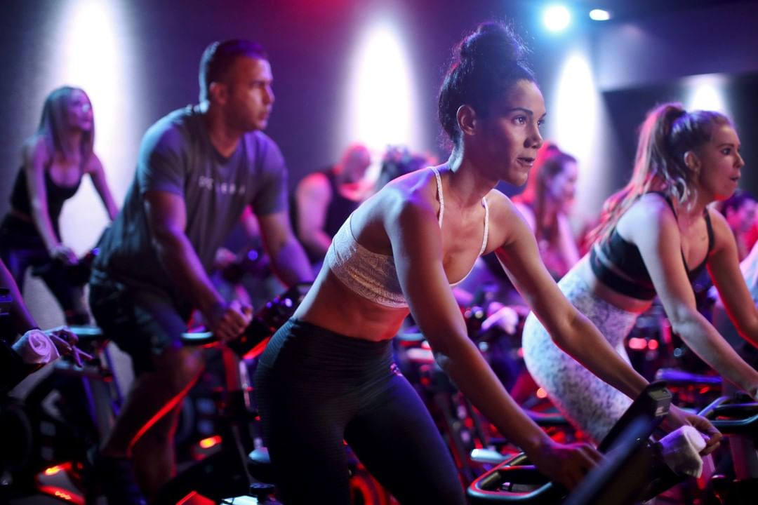<span>CycleBar has been ranked No. 53 on Entrepreneur's Top Growth Franchises</span>