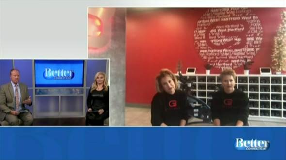 <p><span>CycleBar in West Hartford just opened last month, and the studio has found ways to get by.</span></p> <p><span></span></p> <p style=