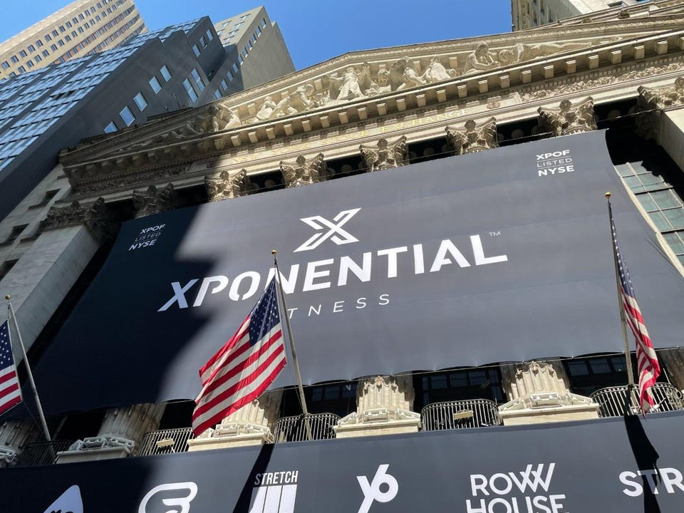 <p>Xponential Fitness Debuts On The NYSE As Boutique Fitness Clubs Plan Their Comeback</p>